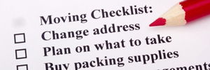 Nelson Bay Moving Checklist